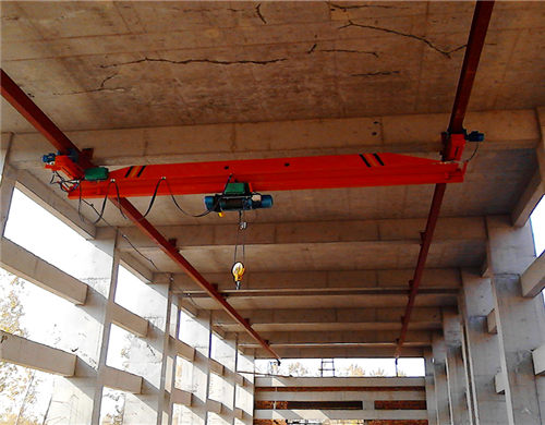 Reliable 1 Ton Overhead Crane