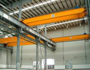 10 ton warehouse overhead crane for sale