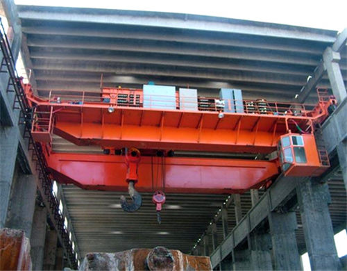 100 ton overhead crane in reliable quality