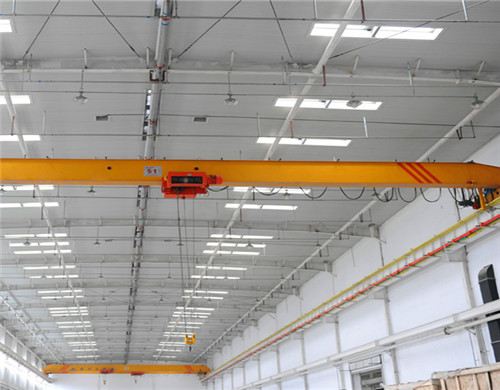 5 ton single girder overhead crane for sale