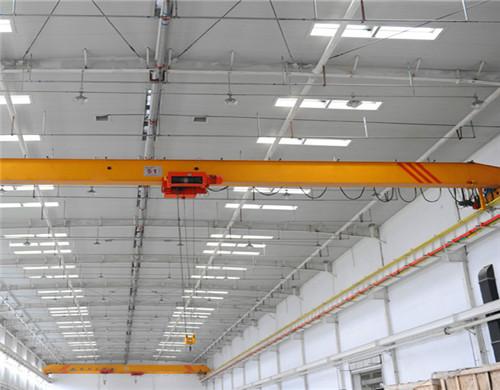 5 ton single girder overhead crane for sale