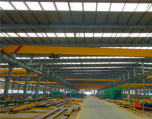 LD single girder overhead crane for sale