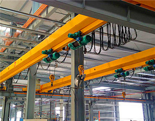Practical 5 ton overhead crane for sale