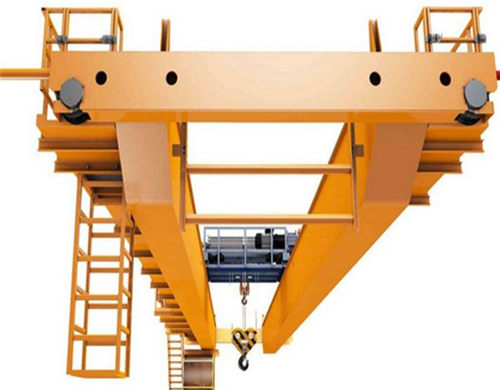 double girder 50 ton overhead crane for sale