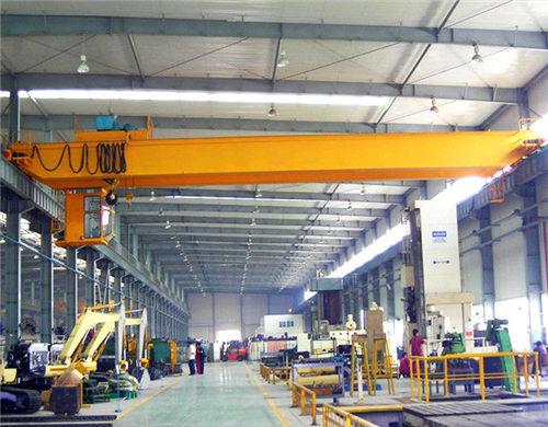 double girder EOT crane for sale