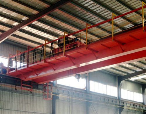 double girder overhead beam crane in high quality