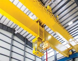 double girder overhead bridge crane for sale