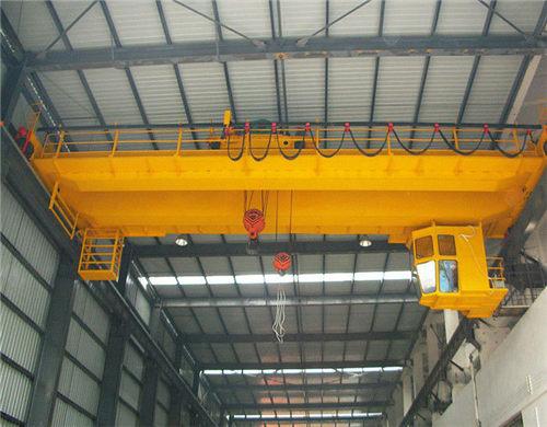 double girder overhead travelling crane