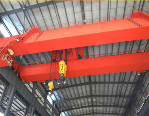 explosion proof overhead crane in double girder