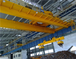 magnetic overhead crane for sale