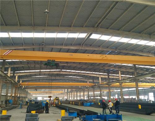 overhead crane in single girder for sale