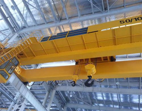 overhead travelling crane in double girder for sale