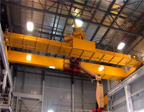 quality overhead travelling crane