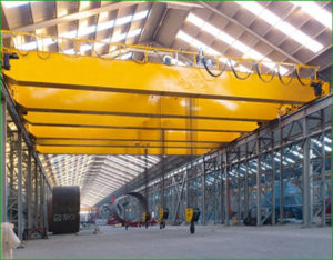 reliable 100 ton overhead crane for sale