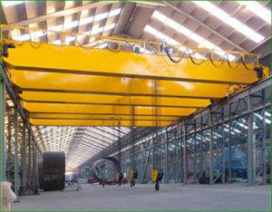 reliable 100 ton overhead crane for sale
