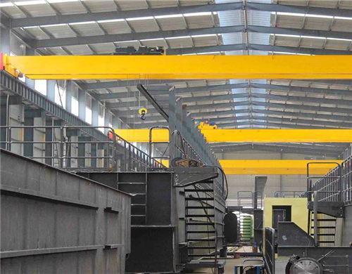 reliable 20 ton overhead crane