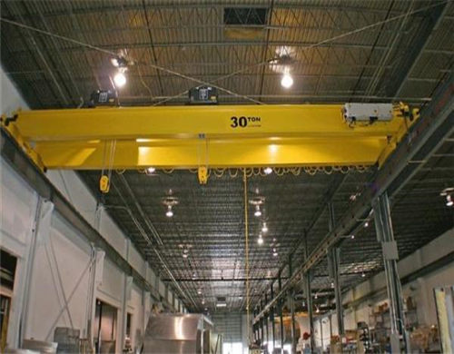 reliable 30 ton overhead crane