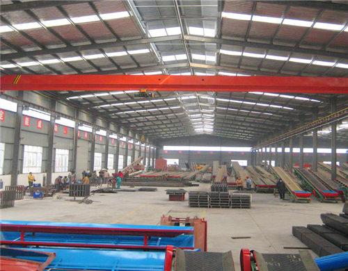 reliable industrial overhead crane