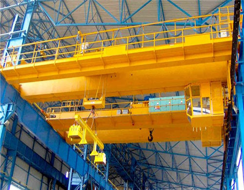 reliable magnetic overhead crane for sale