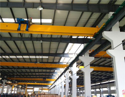reliable material handling overhead crane for sale