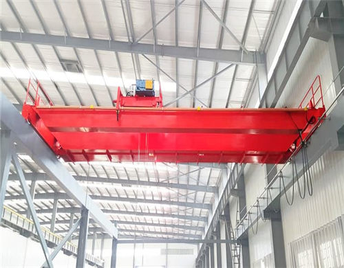 top running EOT crane in reliable quality