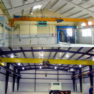underhung bridge crane in good quality