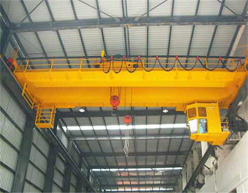 50 ton overhead crane in reliable quality