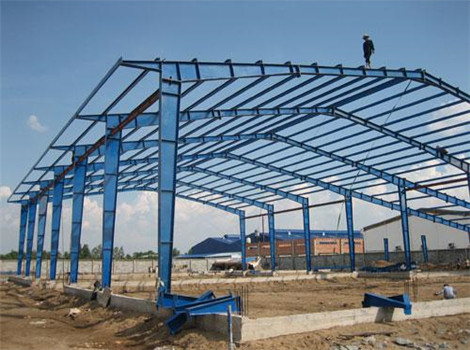 Our group supplies light weight steel structure.