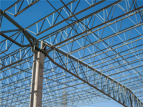Our group supplies light weight steel structure for customers.