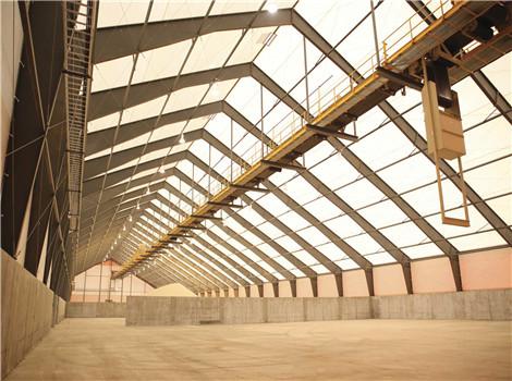Modern Steel Structures