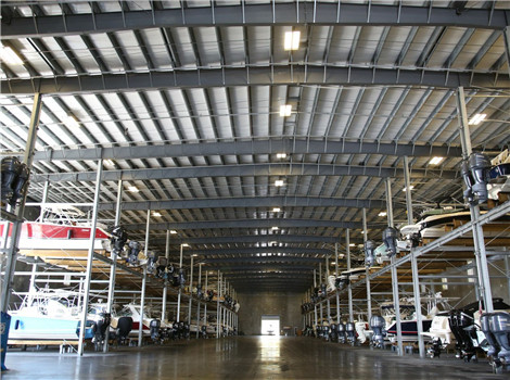 warehouse steel structure are supplied here,