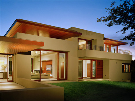 Modern Steel Structure house Material