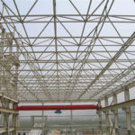 Space Steel Structures