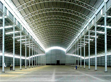 Top space steel structures are supplied with the best price.