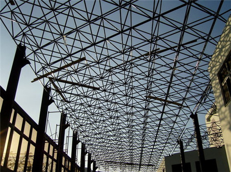 Customers can get the best steel structures from our group.
