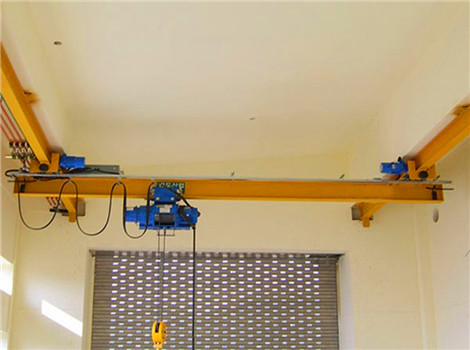 Underslung eot cranes are supplied in our group.