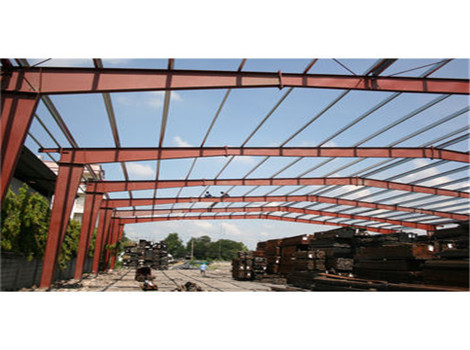 China Steel Structure for Customers