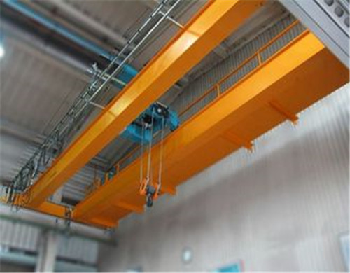 double girder eot crane is supplied in our group.