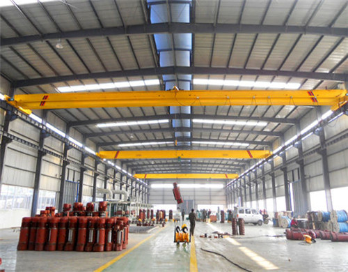 industrial overhead cranes are supplied in our group.