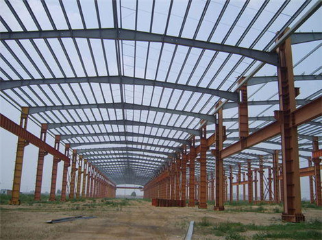 industrial steel structure for sale