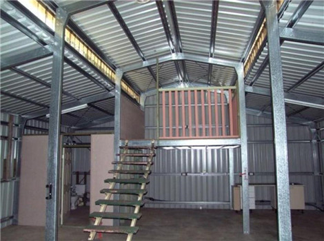 Quality steel building structure for sale
