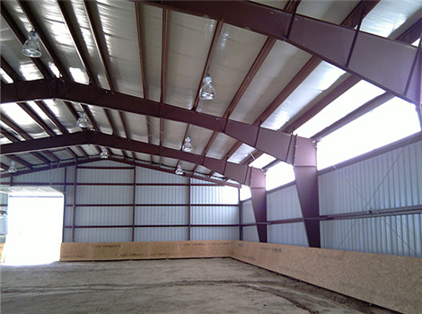 steel building structure for sale