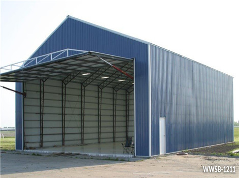 hanger steel structure for sale with teh best price in the market.