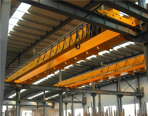 double girder bridge crane for sale in high quality.