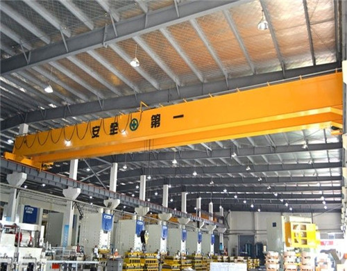 Double girder eot cranes for sale.
