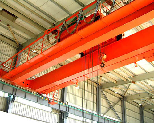 20 ton travelling double beam overhead crane supplier