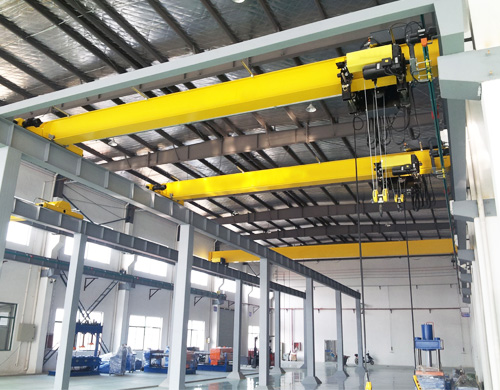 European Standard Overhead Crane For Sale