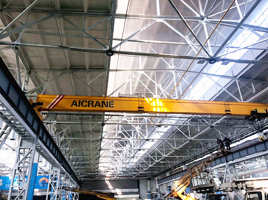 HD single girder crane