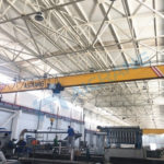 European Overhead Cranes Installed for Our Clients from Uzbekistan