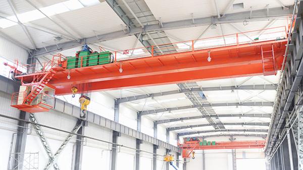 QB 50 ton overhead crane